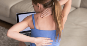Middle back pain in early pregnancy