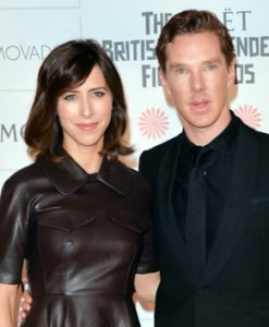 ophie Hunter; Benedict Cumberbatch Photo by See Li